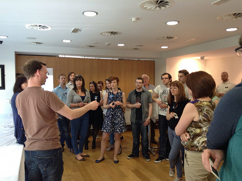 'Digital challenges, digital opportunities' at MCGPlay, Belfast