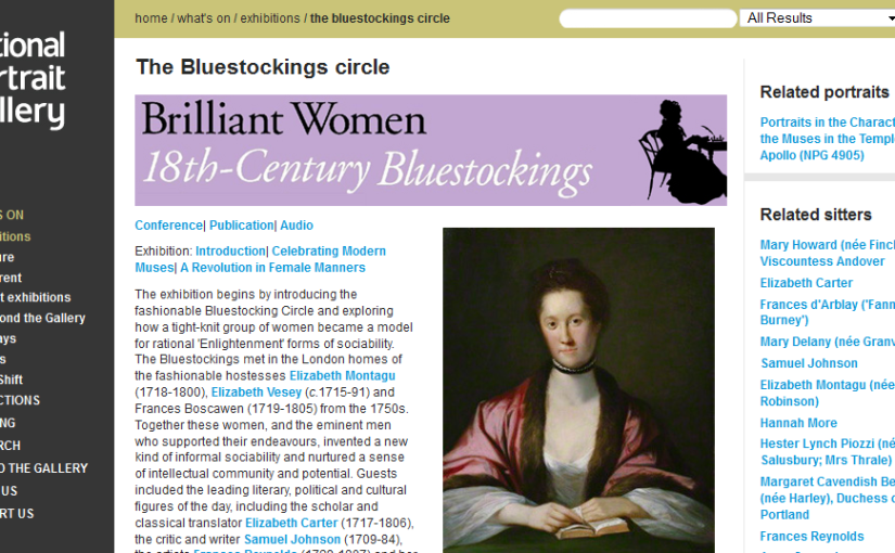 New challenges in digital history: sharing women's history on Wikipedia – my talk notes