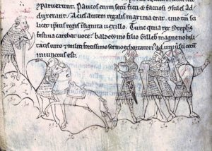 manuscript drawing